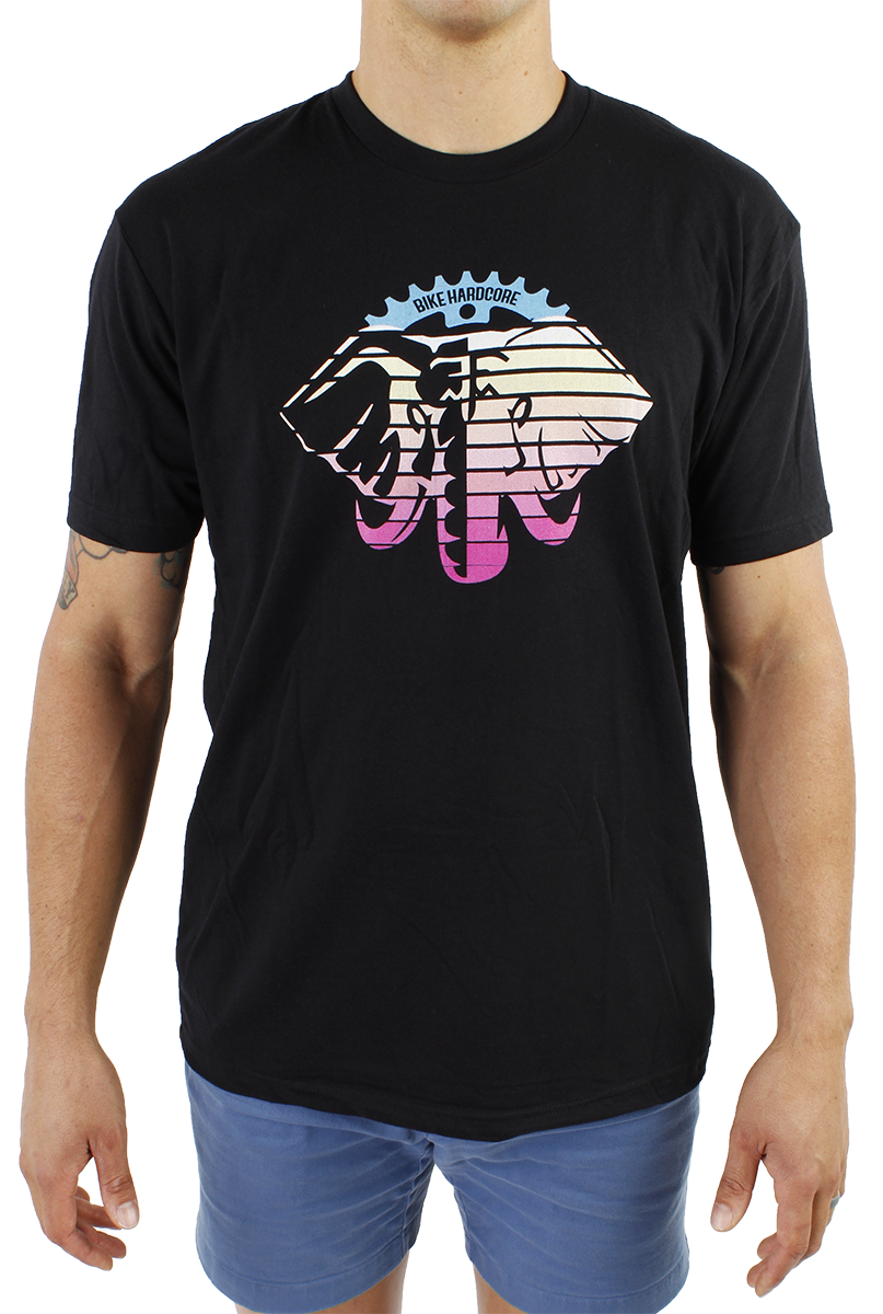 Hardcore Bike Pride T-Shirt