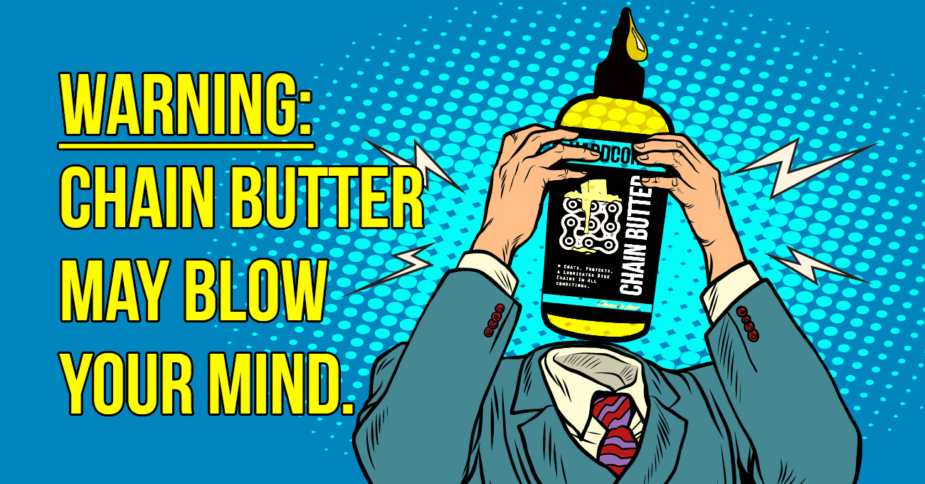 Chain Butter Chain Lube Will Blow You Mind